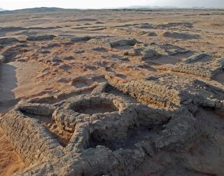 pyramids discovered at Sedeinga in Sudan