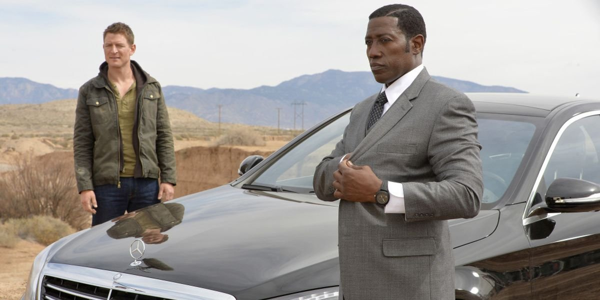 Wesley Snipes in The Player