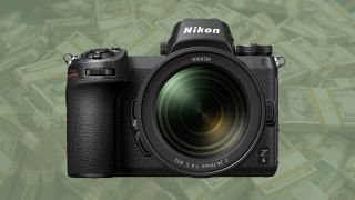 Nikon Z6 deal - body for just £1199
