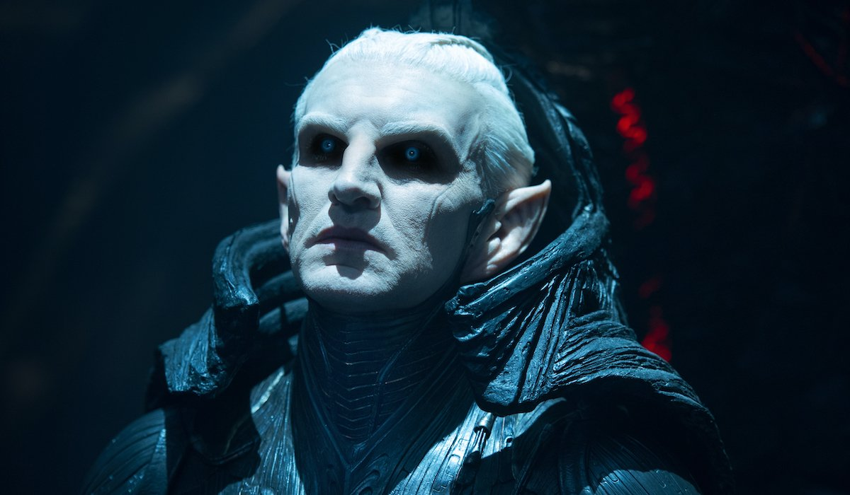 Christopher Eccleston's Malekith in Thor Dark World