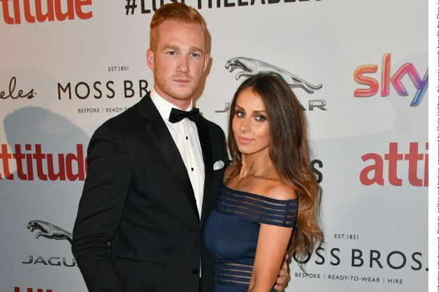 Strictly's Greg Rutherford thanks fans after trolls targeted two-year-old son