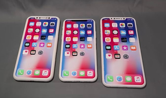 New Hands-on Video Shows What 2018's New iPhones Might Look Like