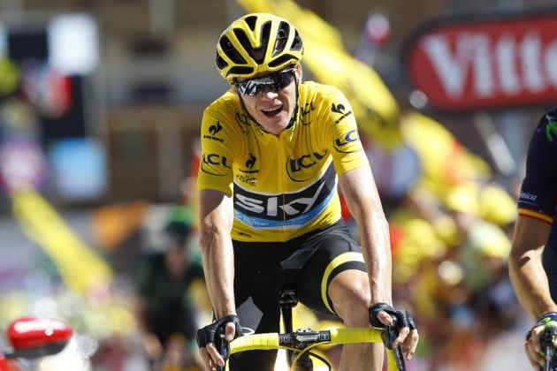 Chris Froome finishes Stage 20 of the 2015 Tour de France in 5th place and retains his overall lead.