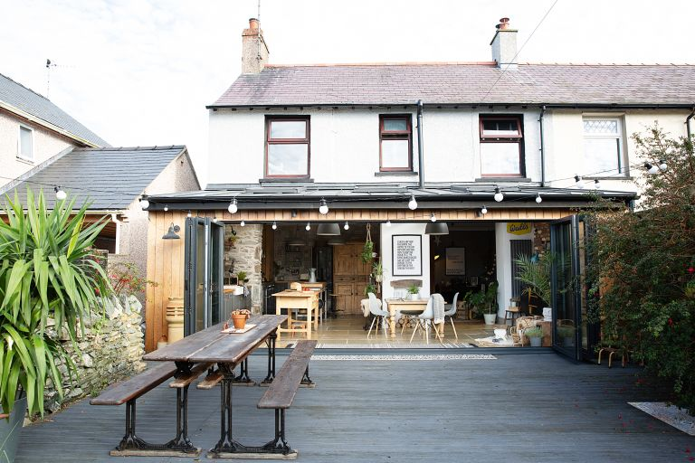 A full-width rear extension and the winner of last year's Real Homes awards