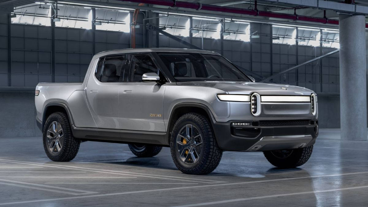 Rivian R1T release date, price, interior, range, towing capacity and more