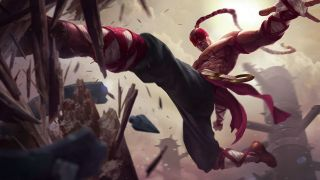 all lol champions list - Lee Sin