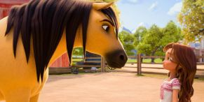 Spirit Untamed Review: Dreamworks' Latest Is A Dull Lap Around The Kiddie Corral