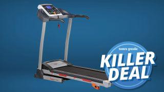 prime day treadmill deal