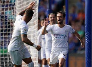 Leicester City v Manchester City – Premier League – King Power Stadium