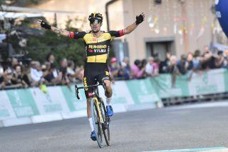 Primoz Roglic wins Giro dell'Emilia