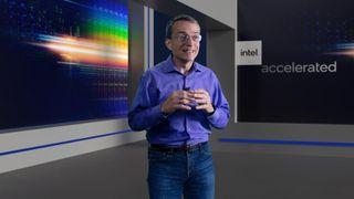 Intel's Chief Executive Pat Gelsinger
