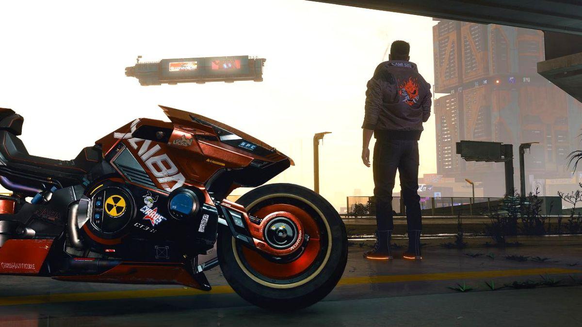 New Cyberpunk 2077 motorcycle screenshot shows a very Akira bike you can  add to your garage | GamesRadar+
