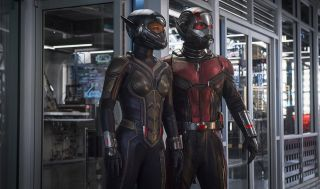 An image of new Marvel movie Ant-Man and the Wasp