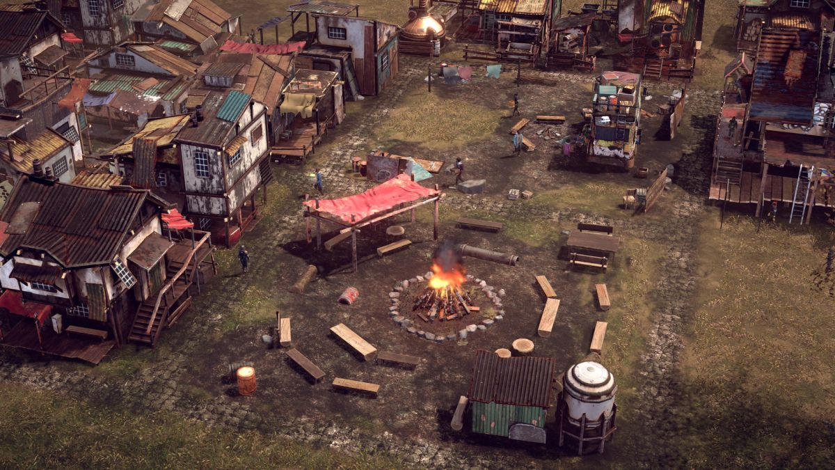 Post-apocalyptic city builder Endzone: A World Apart is hard, and that's good
