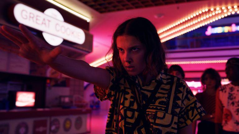 stranger things eleven netflix production shot, Stranger Things season 4 trailer