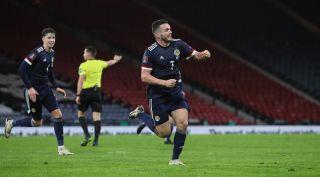 Scotland v Austria – FIFA 2022 World Cup – Qualifying – Group F – Hampden Park