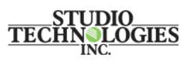 Studio Technologies Announces Model 5414 Mic/Line Input