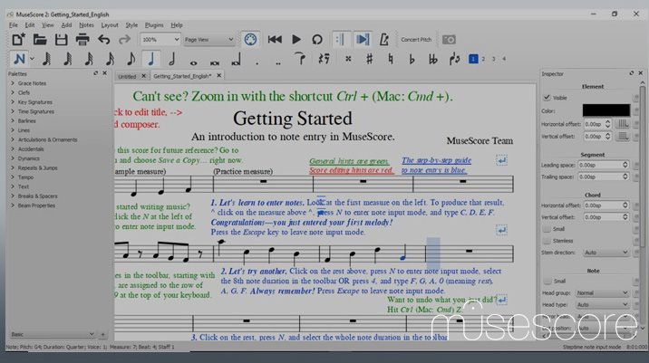 Best Music Notation Software 2019 - Write Musical Scores and