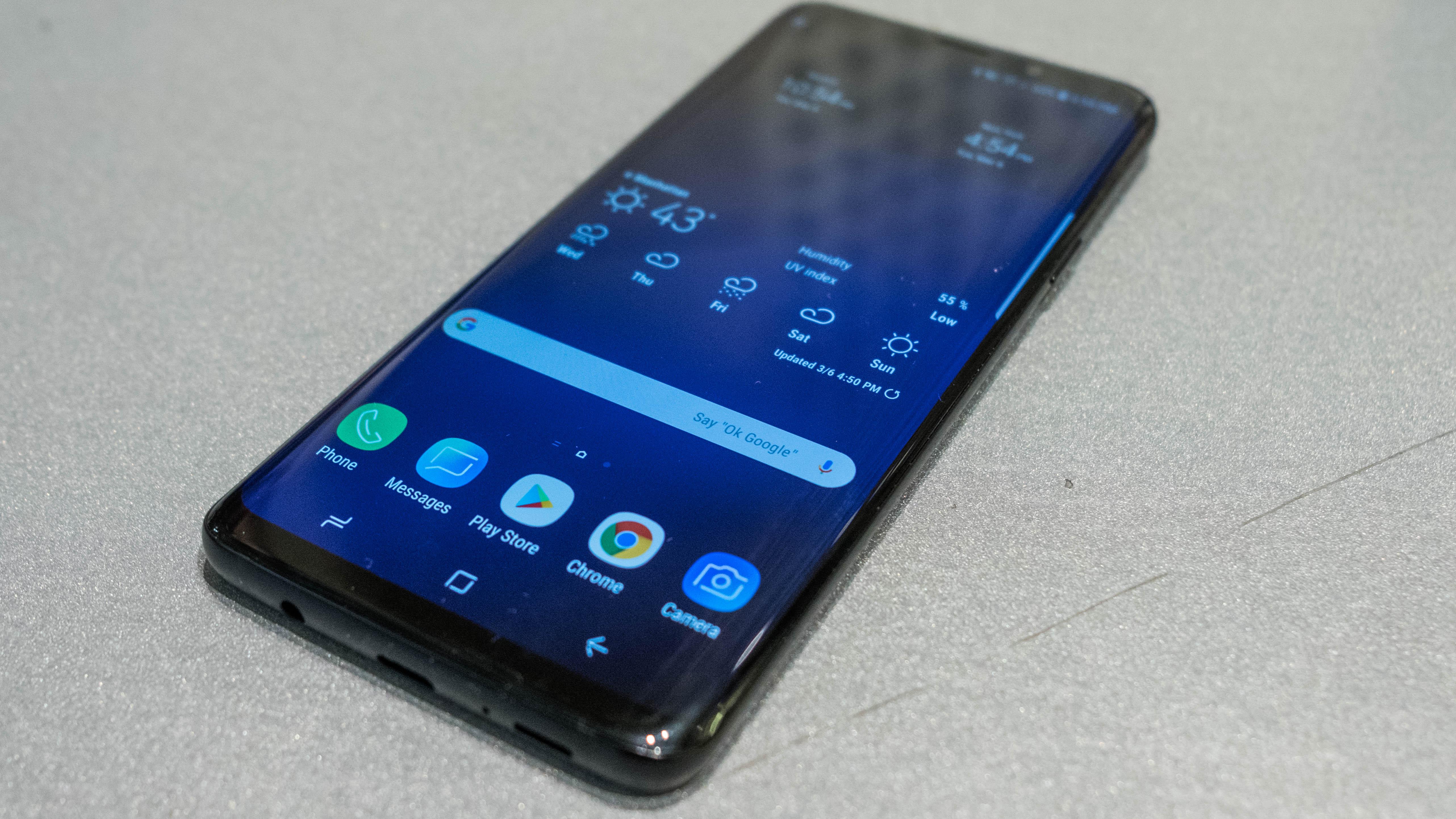 Galaxy S10 Plus 45