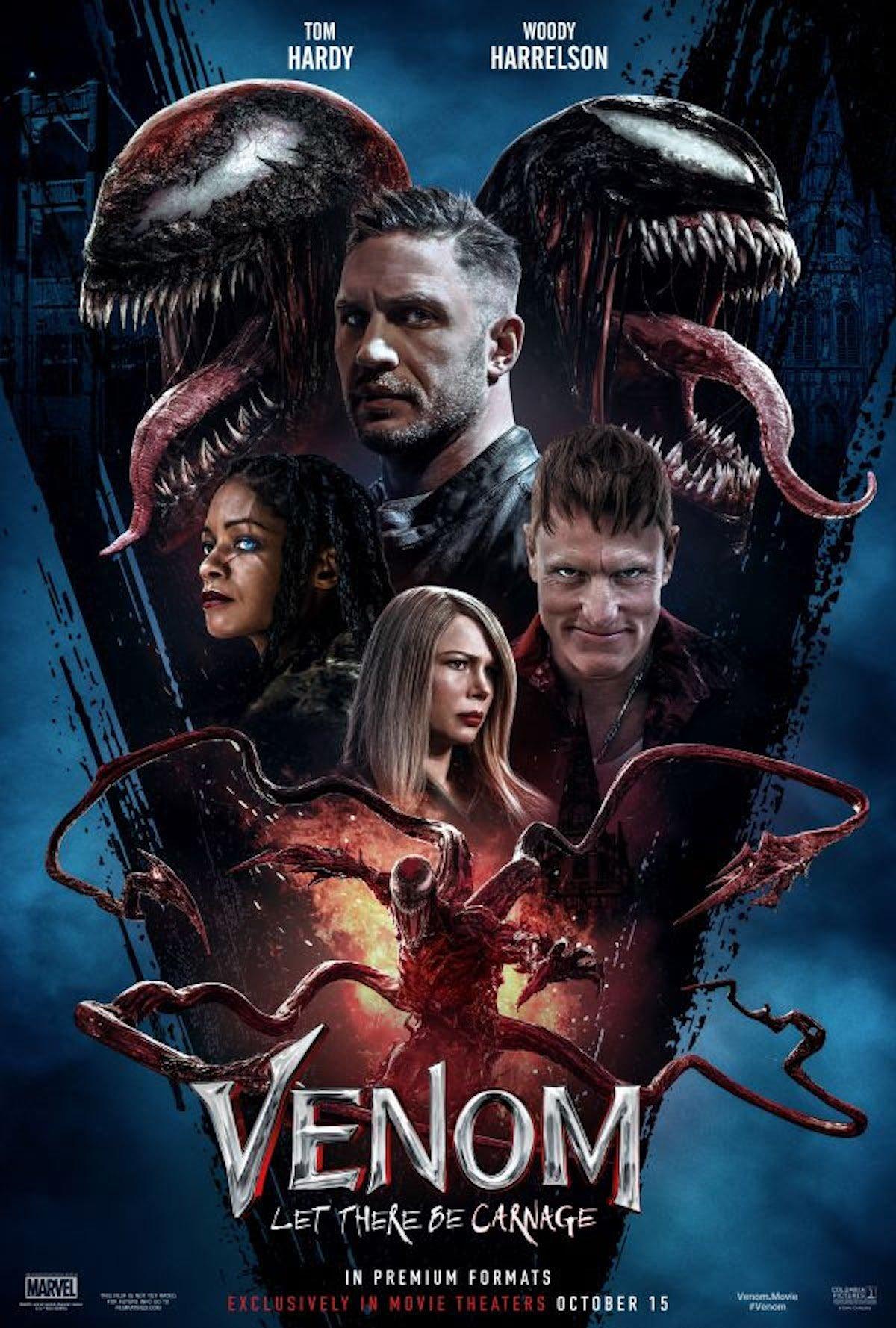 The Venom 2 poster