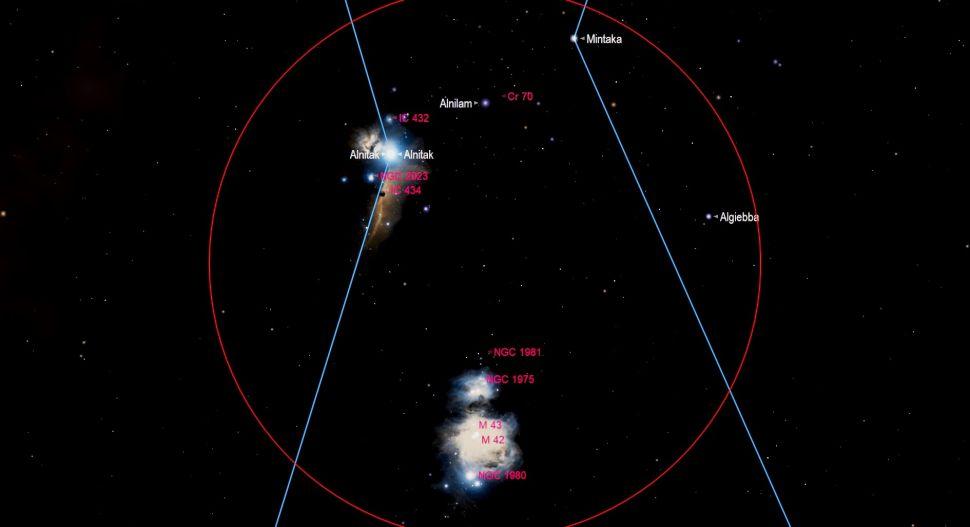 Best night sky events of February 2021 (stargazing maps)