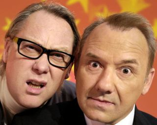 Vic & Bob: 'Our nearest competition is Ant & Dec!'