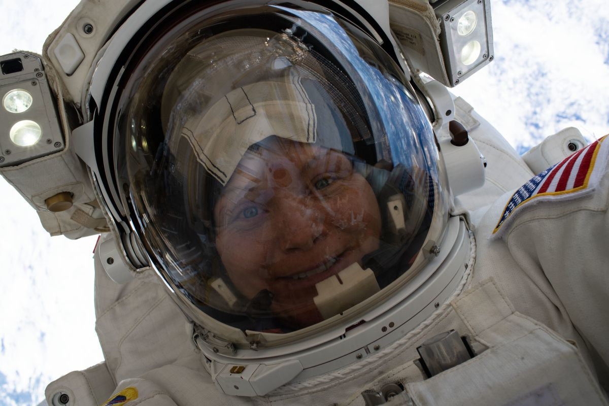 Watch 2 Astronauts Take a Spacewalk Outside the International Space Station Today!