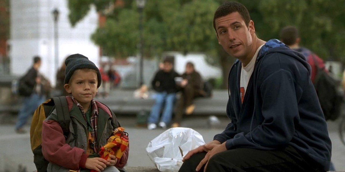 Would Adam Sandler Do A Big Daddy Sequel With Cole Sprouse