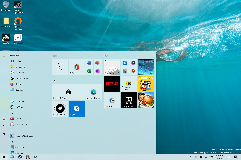 Windows 11 will need to do something about windows 10's start menu
