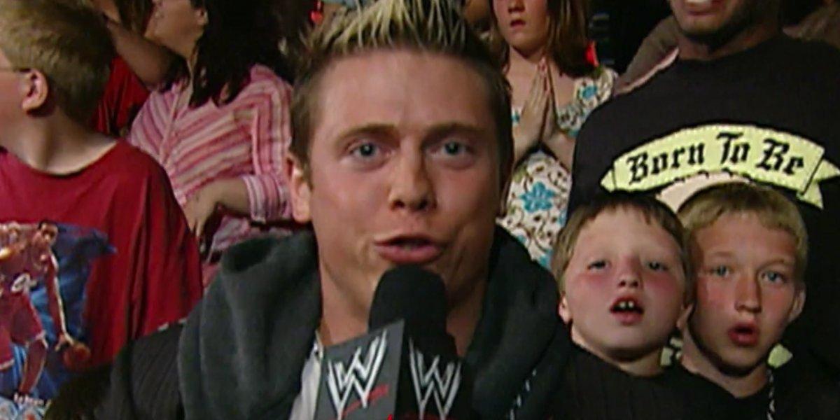 The Miz on SmackDown