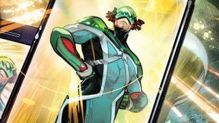 cover of X-Men #6