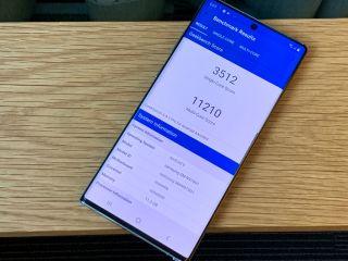 Galaxy Note 10 Geekbench