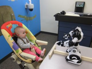 baby temprament test