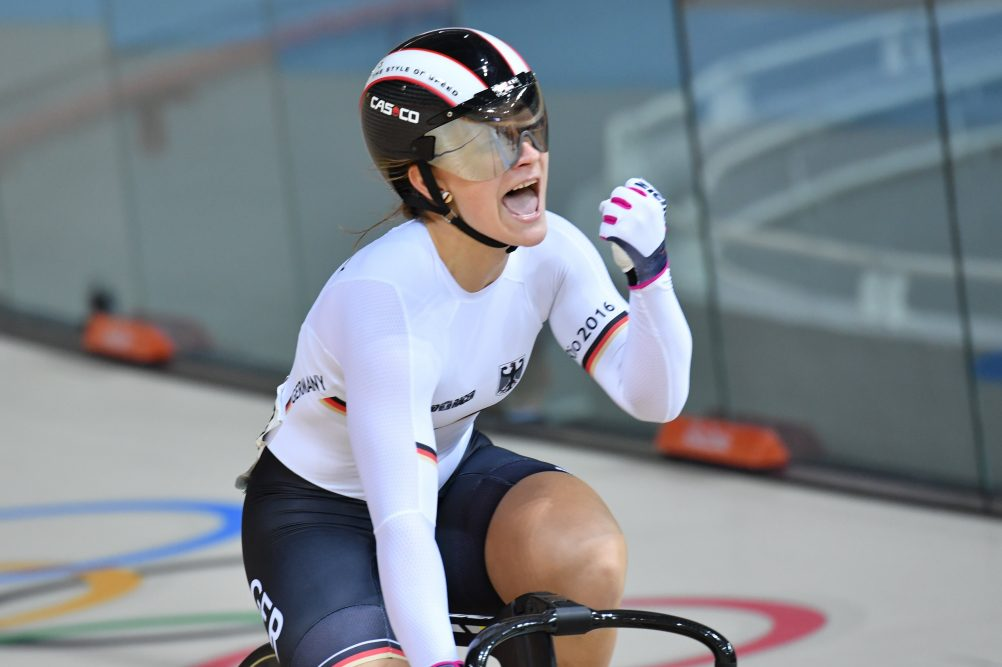 German Olympic champion Kristina Vogel airlifted to trauma unit after track crash