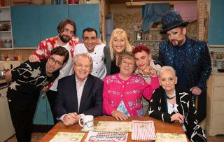 Saturday 23rd June, All Round to Mrs Brown's