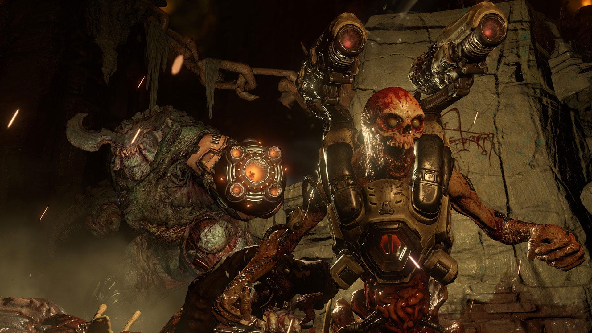 Doom benchmarks return: Vulkan vs  OpenGL | PC Gamer