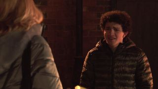 Coronation Street spoilers: Simon Barlow catches Leanne in the act!