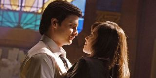 smallville lois and clark the cw
