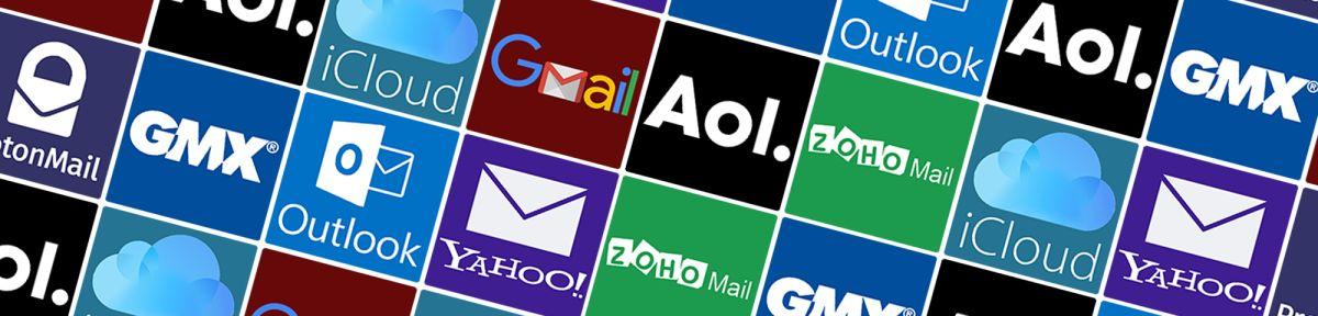 Best Free E-Mail Providers of 2019 - Gmail vs  Outlook vs  Yahoo! vs