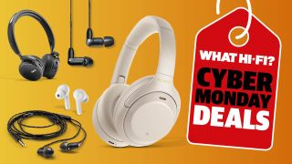 Cyber Monday headphones deal