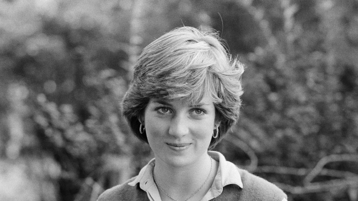 Princess Diana's private nanny photos show late royal during the 'happiest time of her life'