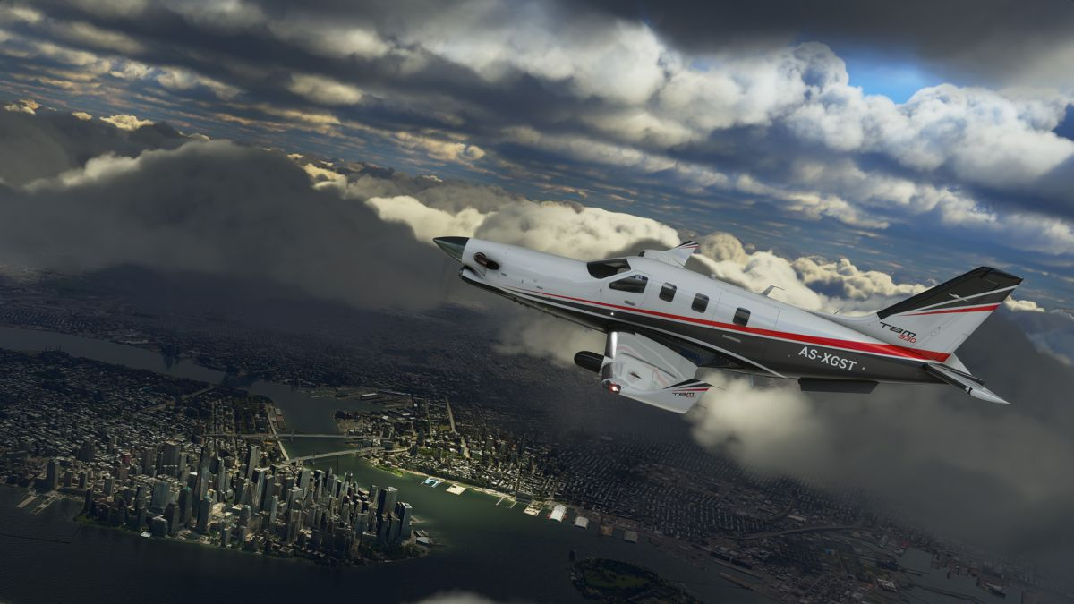 Microsoft Flight Simulator closed beta is taking off in July