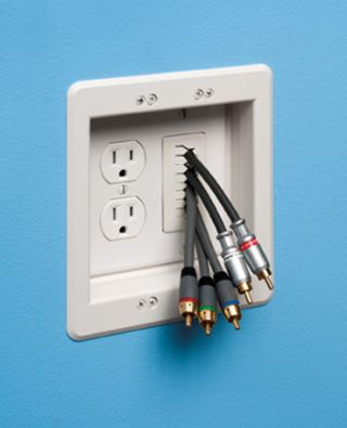 Organize and Protect Cable with Arlington's New Cable Entry Device