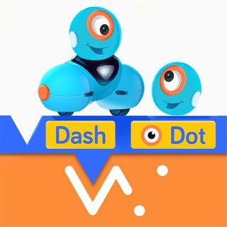 Dot and Dash robots