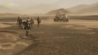 """Mars"" rover"