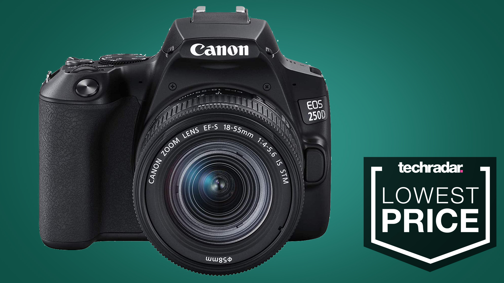 Canon's best beginner DSLR drops to best ever price with massive Prime Day deal