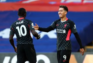 Crystal Palace v Liverpool – Premier League – Selhurst Park