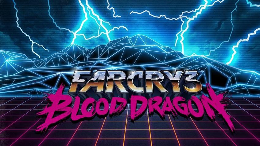 Far Cry 3 Blood Dragon Screenshots, Trailer Are A Beautiful Mess #26261