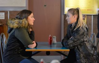 EastEnders - Bex Fowler Louise Mitchell