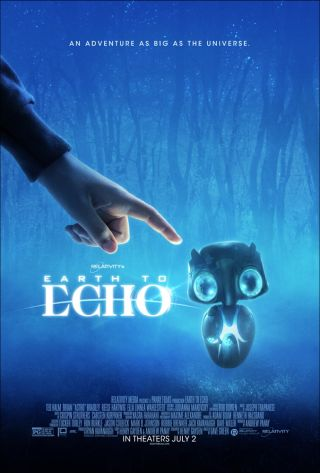 'Earth to Echo' Movie Poster